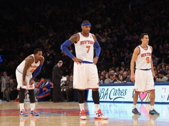 Melo, Smith, and Pablo